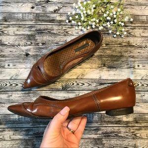 Louis Vuitton Brown Leather Locket Shoes Size 37